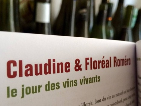 Soutenir Floréal Romero | World Wine Web | Scoop.it
