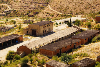 Chez Doronette: An abandoned submarine base, Porto Palermo, Albania | Modern Ruins | Scoop.it