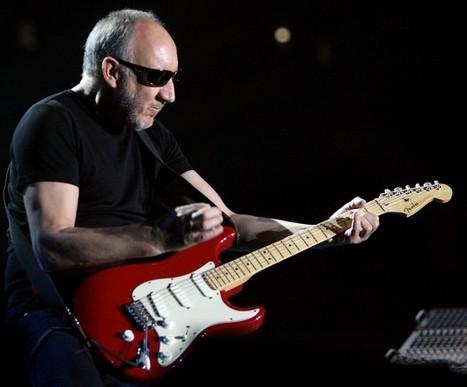 WHO'S WHO – Le guitariste Pete Townshend sort ses mémoires - Le Monde | L'actualité de la guitare | Scoop.it