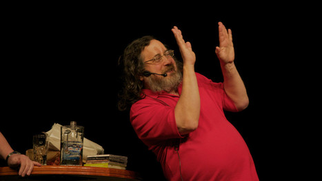 "Por la privacidad y la democracia a ""acabar con Facebook"": Richard Stallman. 