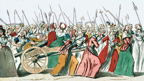 Les femmes pendant la Révolution | LittArt | Scoop.it