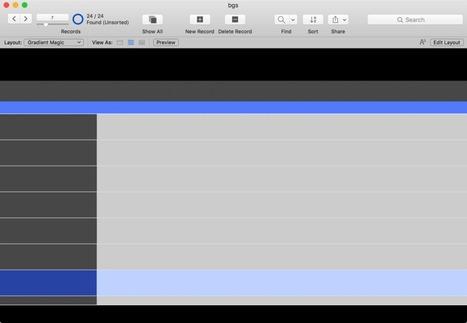 UI' in Learning FileMaker | Scoop it
