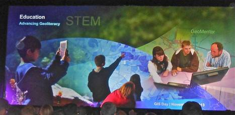Orienteering,  STEM Skills that link to GPS, and GIS... Esri Here I Come | COMPUTATIONAL THINKING and CYBERLEARNING | Scoop.it