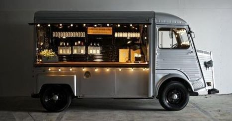 Le Wine-Truck, bar à vins ambulant : la bonne idée de la semaine | Wine, Life & Geek - entre Bordeaux & Toulouse | Scoop.it