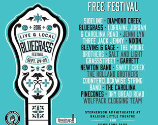 Live & Local Bluegrass festival in Raleigh | Acoustic Guitars and Bluegrass | Scoop.it