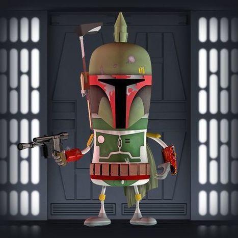 The Washington Post te permite crear tu propio personaje de Star Wars   Algo donde aprender   Scoop.it