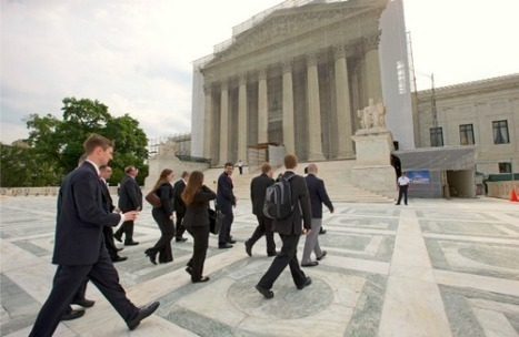 The Rise of Christian Conservative Legal Organizations | Law and Religion | Scoop.it