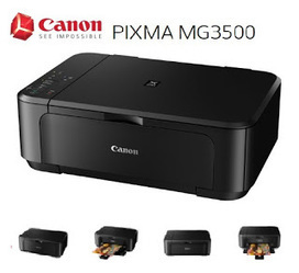 Canon Printer Drivers Pixma MG3500 Download For