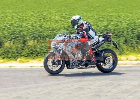 Ducati SuperSport 939 spied | Ductalk Ducati News | Scoop.it
