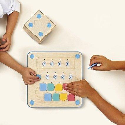 Cubetto de Primo Toys : apprendre la programmation sans écran | Bibliothèque et Techno | Scoop.it