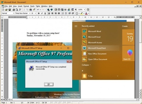Descargar Microsoft Office Access 97 Portable | My First JUGEM
