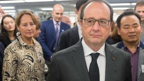 François Hollande de moins en moins populaire | ECONOMIE ET POLITIQUE | Scoop.it