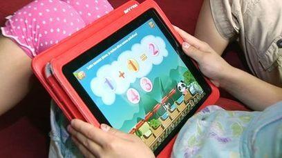 Lastenneurologi: Tablettitietokoneen käytöstä voi olla hyötyä taaperon kehitykselle   Kirjastoista, oppimisesta ja oppimisen ympäristöistä   Scoop.it