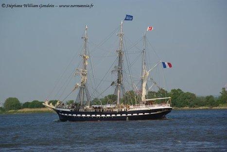 Voilier Belem – Bateau – France – Armada 2013 | www.normannia.fr | Bateaux et Histoire | Scoop.it