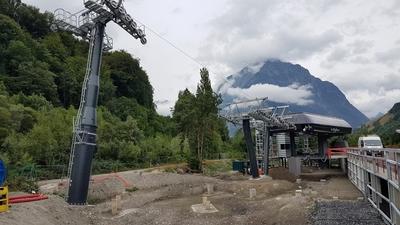 Le chantier de l'Eau d'Olle Express tient son timing