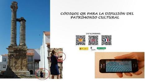 Promoción del patrimonio Histórico-Artístico mediante códigos QR | paprofes | Scoop.it