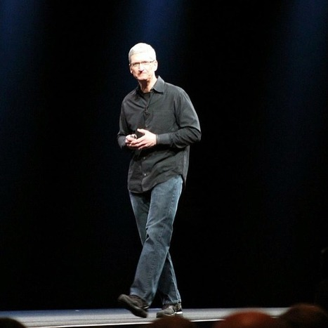 How Has Apple Changed Under CEO Tim Cook? | Business Updates | Scoop.it