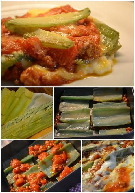 Cucina Marchigiana: Parmigiana di cardi | Le Marche un'altra Italia | Scoop.it