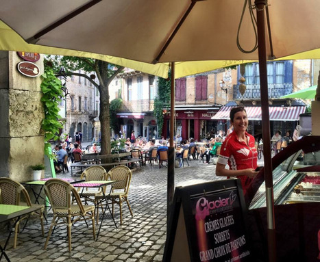 Another great day for cycling | L'info tourisme en Aveyron | Scoop.it
