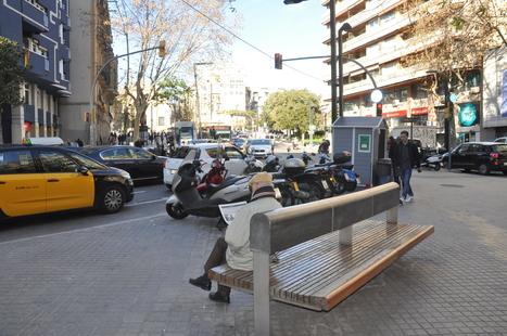 La reforma de Príncep d'Astúries preveu reduir un 30% de vehicles diaris   Plaça Lesseps   Scoop.it