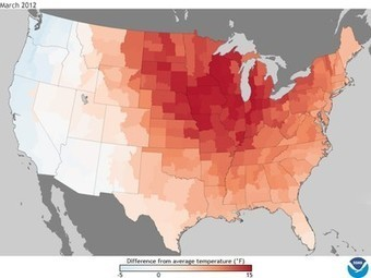 You Have Just Experienced the Hottest US Winter on Record | Vertical Farm - Food Factory | Scoop.it