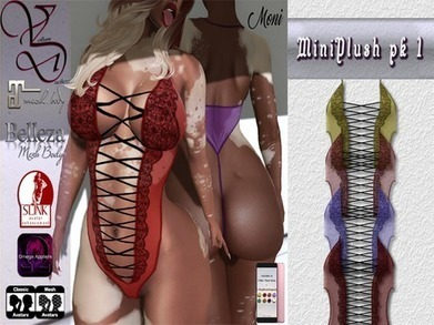Check out this Second Life Marketplace Item! 100L | 亗 Second Life Freebies Addiction & More 亗 | Scoop.it