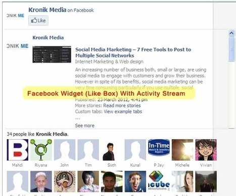 How to Boost Social Media Engagement with Website Plugins   Social Media, Marketing and Promotion   Scoop.it