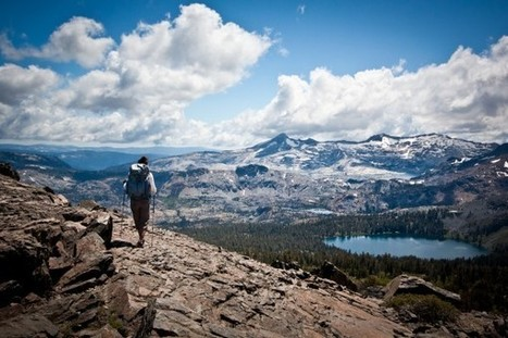 Why solo adventures in nature make you stronger | Trekking | Scoop.it