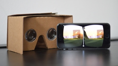 Best VR headset for iPhone users | Virtual Patients, VR, Online Sims and Serious Games for Education and Care | Scoop.it