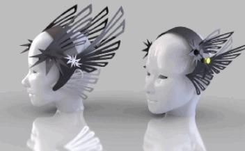 Projet Phenix : quand la 3D imprime la mode | FashionLab | Scoop.it