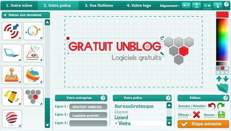 creation logo gratuit francais