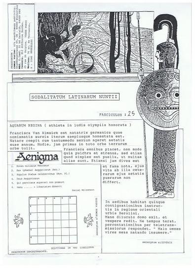 Redones Latini: Archives du journal en latin   LiveLatin   Scoop.it