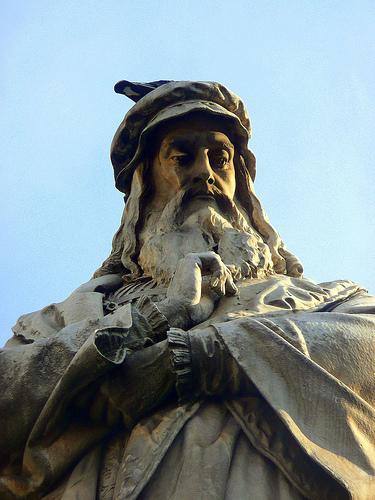 How to Think Like Leonardo Da Vinci | Anytime Anywhere Learning | Scoop.it