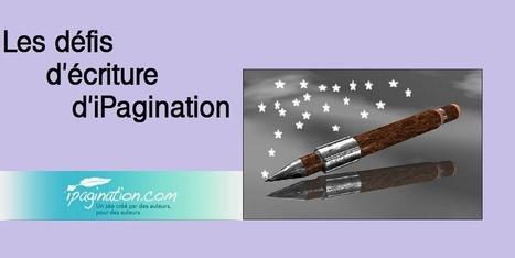 Ipagination - Atelier : l'île | J'écris mon premier roman | Scoop.it