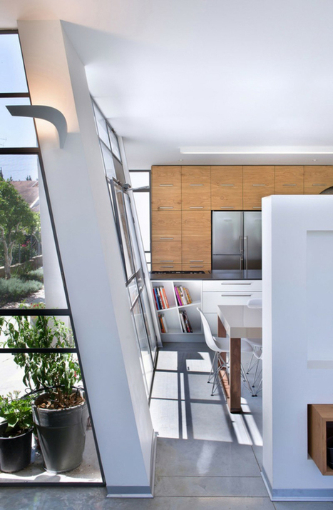 Contemporary Eco-Friendly House With Asymmetric Shape | Arte y Fotografía | Scoop.it