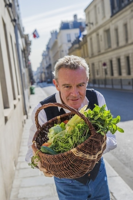 L'Arrière cuisine : le chef Alain Passard épate la galerie | Atabula | Epicure : Vins, gastronomie et belles choses | Scoop.it