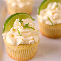 Margarita Cupcakes | new baking ideas | Scoop.it