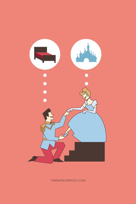 Cynicism Humorously Illustrated by Eduardo Salles - Image 1 | Gallery | inspirations | Scoop.it