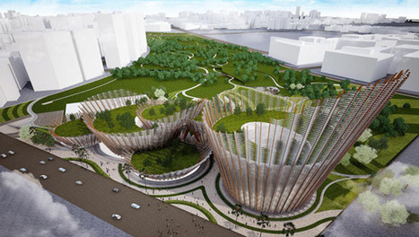 A Sustainable, Innovative Proposal for Taichung City Cultural Centre in Taiwan | Urbanisme | Scoop.it