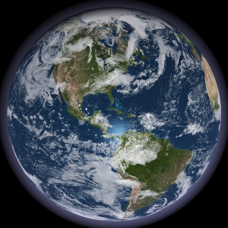 DATA BYTES: Where in the World Are Our Distance Education Students? | Lumina Weekly | Scoop.it