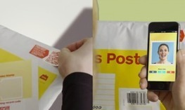 QR code stamps let senders attach video content to physical mail - Yahoo News | QR Codes in the 21st Century | Scoop.it