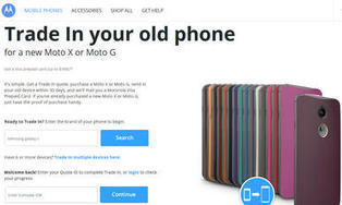 Motorola Moto X, Moto G deal offers up to $300 for your old phone - CNET | Nerd Vittles Daily Dump | Scoop.it