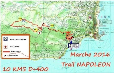 La Marche Solidaire du Trail Napoléon 2016 au profit de l'AFD20 | ADC | Scoop.it