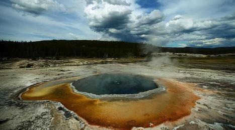 Yellowstone. Un promeneur entièrement dissous dans une source acide | AmeriKat | Scoop.it