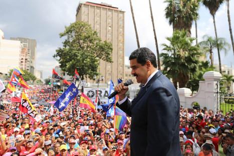 «Les 10 victoires du Président Nicolás Maduro en 2016», par Ignacio Ramonet | Venezuela | Scoop.it
