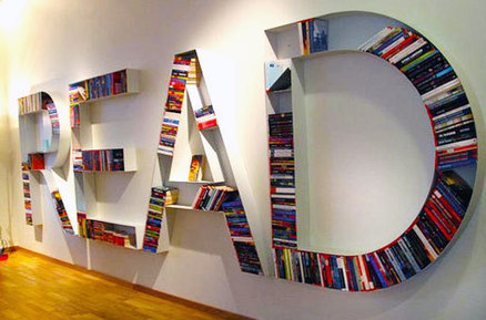 18 Insanely Cool Bookshelves You'll Want To Own | Arte y Fotografía | Scoop.it