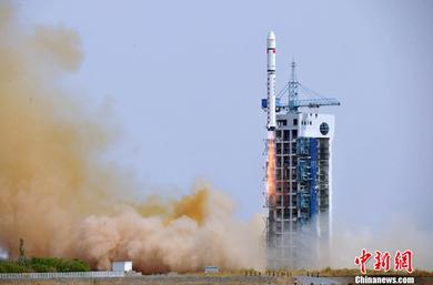 Tianhui 1B Launch | Remote Sensing News | Scoop.it