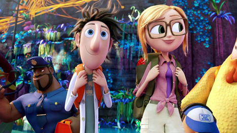 Netflix Gets Rights to Sony Animation Films - Hollywood Reporter | 3D animation transmedia | Scoop.it