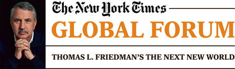 The New York Times - The Next New World Conference | PLE for Educators | Scoop.it