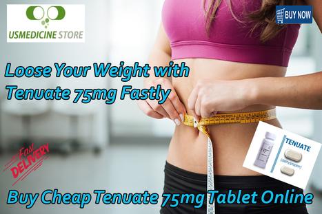 Buy Tenuate 75 mg tablet' in Women-health | Scoop it